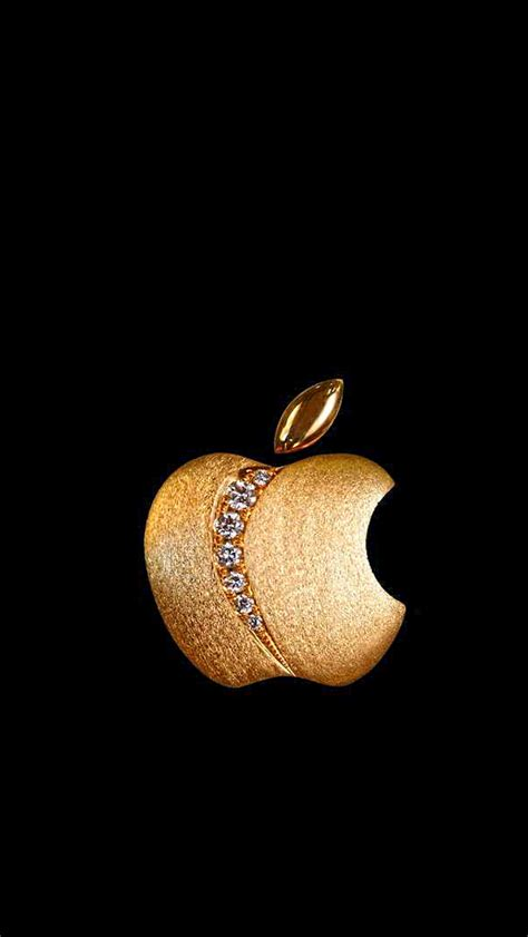 apple jewellers gold apple iphone  hd wallpapers