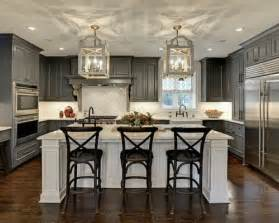 kitchen furniture photos two tone kitchen cabinets design ideas remodel pictures