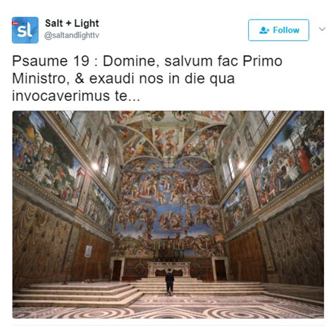 Salt And Light Tv by Toronto Catholic Witness Salt And Light Tv Propaganda