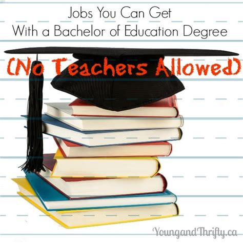 Can You Get A Mba With A Bs by You Can Get With A Bachelor Of Education Degree No
