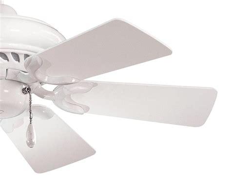 32 Inch Ceiling Fan by Minka Aire 32 Inch White Supra Ceiling Fan