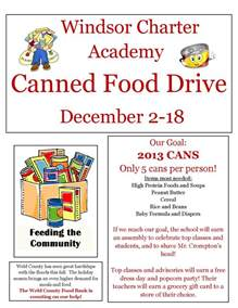canned food drive poster template www imgkid the