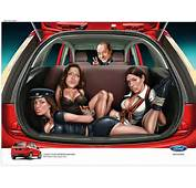 Ford Apologizes For Ads Depicting Bound Gagged Women In Trunk Of Car