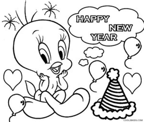 coloring pages for new year 2015 printable new years coloring pages for kids cool2bkids