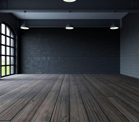 wooden room dark room with wooden floor photo free download