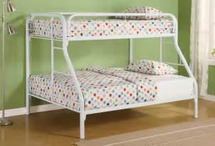 White Metal Bunk Beds Ourphf White Bunk Bed