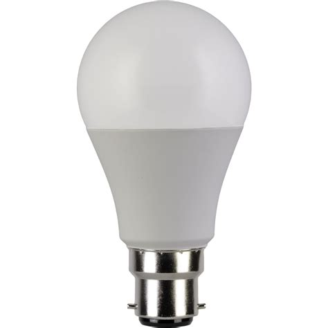 Wilko Led Bulb Gls 10w Bc Daylight Dimmable 1pk At Wilko Com Led Light Bulbs Daylight