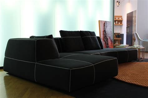 b b divano divano b b divano bend sofa con pensilola b b italia