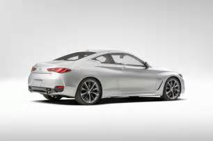 Infinity Q60 Coupe 2017 Infiniti Q60 Look Review Motor Trend