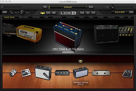 MusicPlayers.com: Reviews > Recording > Line 6 POD Farm ... Line 6 Pod Pro