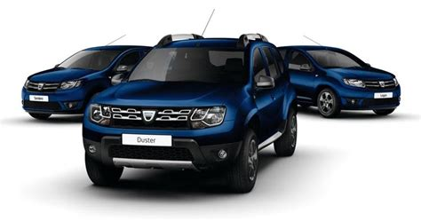 Wallis Launch Their W A Limited Edition Range by Dacia Launches 10th Anniversary Special Editions For