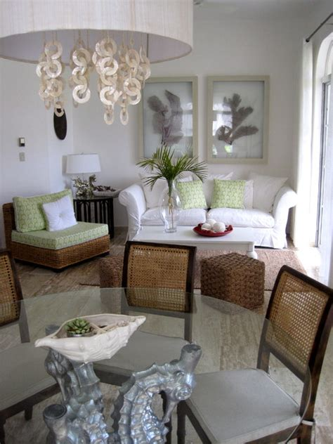 dining rooms tropical dining room other metro by a tropical touch