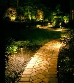 landscape outdoor garden lighting home design ideas