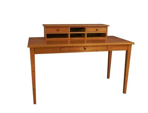 custom made shaker style writing desk by todd panabaker