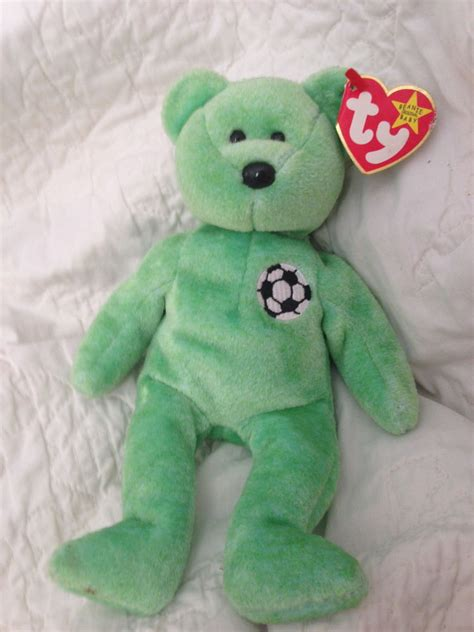 most wanted ty beanie babies beanie baby kicks very rare ebay