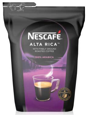 Nestle Professional Nescafe Latte 500 Gr nescaf 201 174 alta rica avec micro grains poche de 500 g nescaf 201 174 nestl 233 professional
