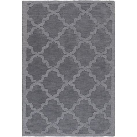 10 x 14 charcoal wool rug home decorators collection symphony charcoal 10 ft x 14