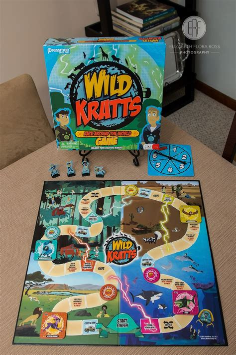 in race around the world players move through a variety of habitats trying to receive creature