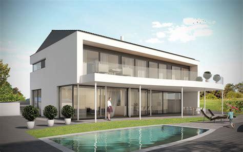Villa Schweiz by Villa Bauen Luxus Villa Moderne Villa Stadt Villa