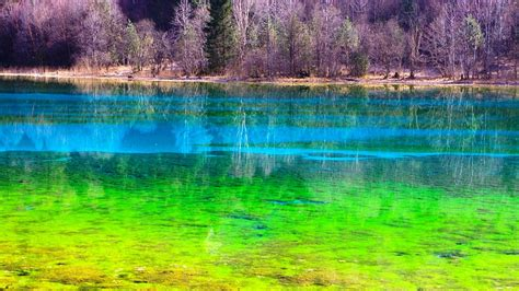 clearest lake in china facts most amazing lakes around the world mysterious facts