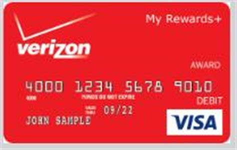 Verizon Fios Visa Gift Card - verizon visa prepaid card balance best business cards