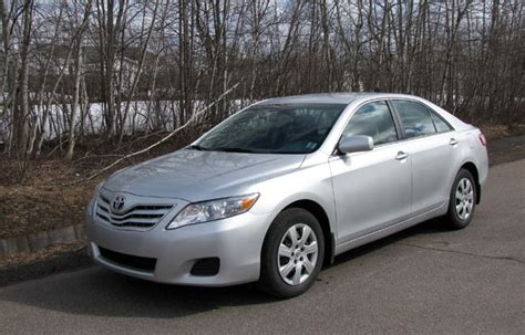 2011 Toyota Camry Manual 2011 Toyota Camry Le Manual Transmission