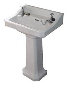 Wash Hand Basin And Pedestal Salvoweb 1950 S Classic Twyfords Bathroom Basin And