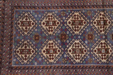 baluchi rugs multicolored antique baluchi rug for sale at 1stdibs