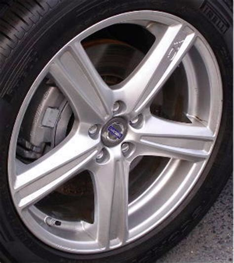 refinished volvo xc wheelsrims wheel collision center