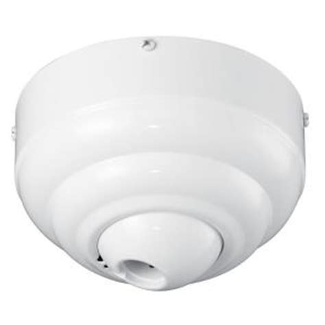 nutone sloped white ceiling fan adapter cfsawh the home