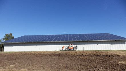 Hangar Solaire hangar photovoltaique 2018 eco solution energie