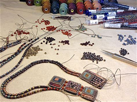 marion jewels in fiber workshops