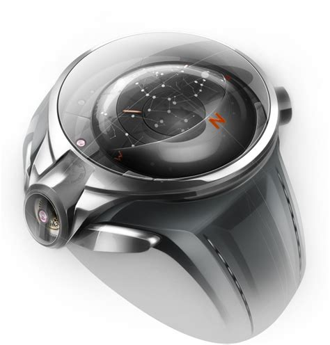 design concept watches space watch design by thierry fischer at coroflot com