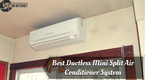 best ductless mini split air conditioner system