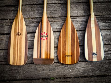 how long should boat oars be 4 do it all wood canoe paddles canoe kayak magazine