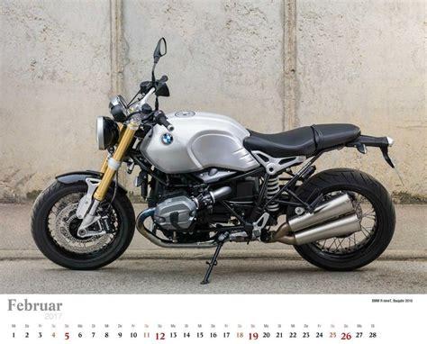Motorrad änderungen 2017 kalender bmw motorr 228 der 2017 bmw motorrad kalender