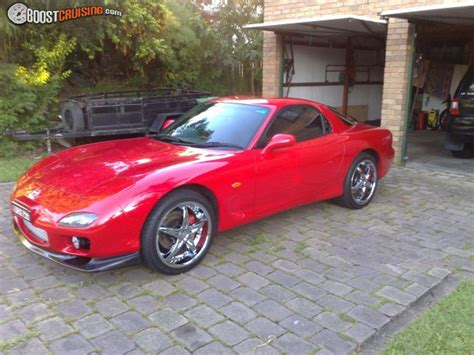 Mazda Rx Series by 2001 Mazda Rx 7 Fd3s Series 8 Boost Cruising