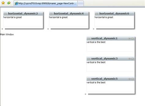 java layout stretch java oracle soa blog dynamic jsf page with showdetailframes