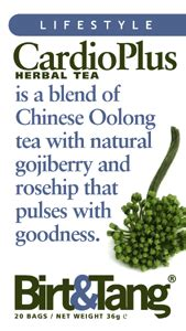 Detox Herbal Tea Birt Tang by Birt Tang Cardioplus Tea