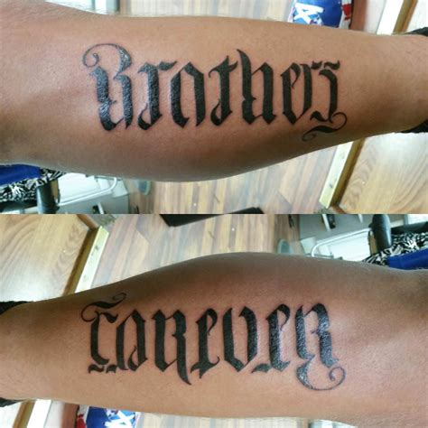 brothers ambigram tattoo design tattoo 28 ambigram tattoos designs ideas design trends