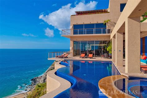 Mexico Cottage Rentals by Luxury In A Los Cabos Mexico Villa Rental News Luxury