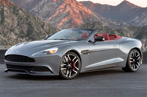 Aston Martin Vanquish Price Used by Used 2016 Aston Martin Vanquish Convertible Pricing For