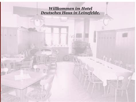 hotel deutsches haus leinefelde hotel deutsches haus