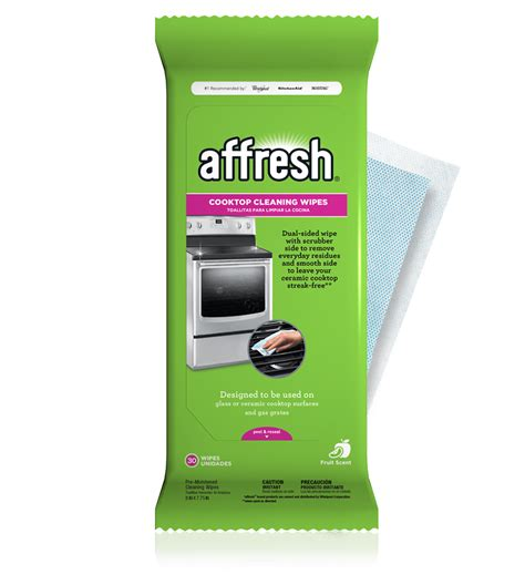 affresh cooktop cleaner reviews cooktop cleaning wipes 30 count affresh 174