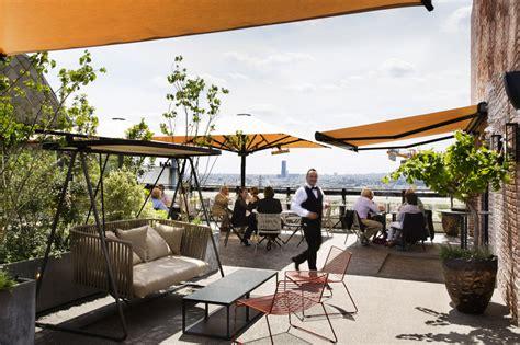 terrasse hotel rooftop le terrass h 244 tel vu du 7 232 me ciel