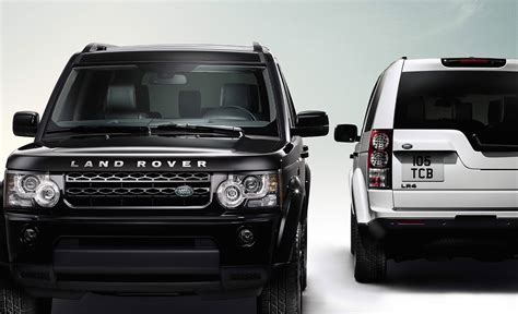land rover discovery black land rover discovery 4 landmark edition