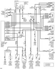 mitsubishi outlander electrical wiring diagram outlander