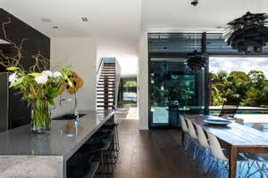 Home New Zealand Architecture Design And Interiors Tasteful Modern House In Auckland New Zealand