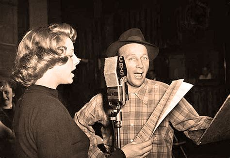 rosemary clooney on bing crosby past daily quot because ignorance of your culture is
