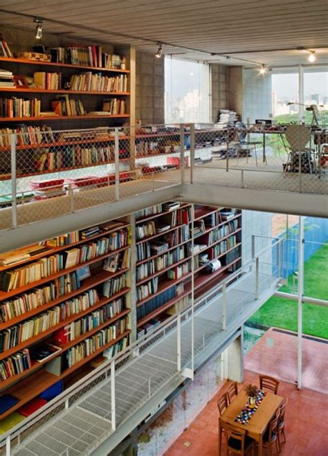 Cool Home Libraries | 10 outstanding home library design ideas digsdigs